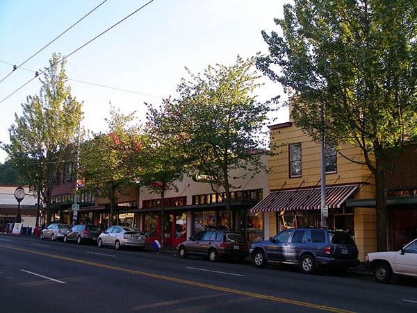 The Columbia City Neighborhood