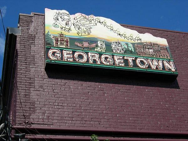 The Georgetown Neighborhood